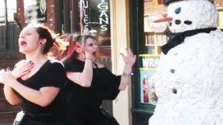 Смешные Страшные Снеговик Шутки Сезон 3 Эпизод 9