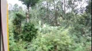 Riding the Nilgiri Mountain Narrow Gauge Railway part I
