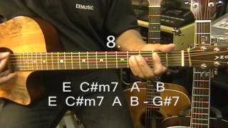 Romeo Santos - Cancioncitas de Amor Guitar Lesson How To Play On Guitar