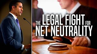 These Net Neutrality Court Cases Will Shape the Internet's Future