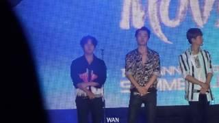 20170618 신화 shinhwa 콘서트 김동완 전진 충동 꽁냥꽁냥
