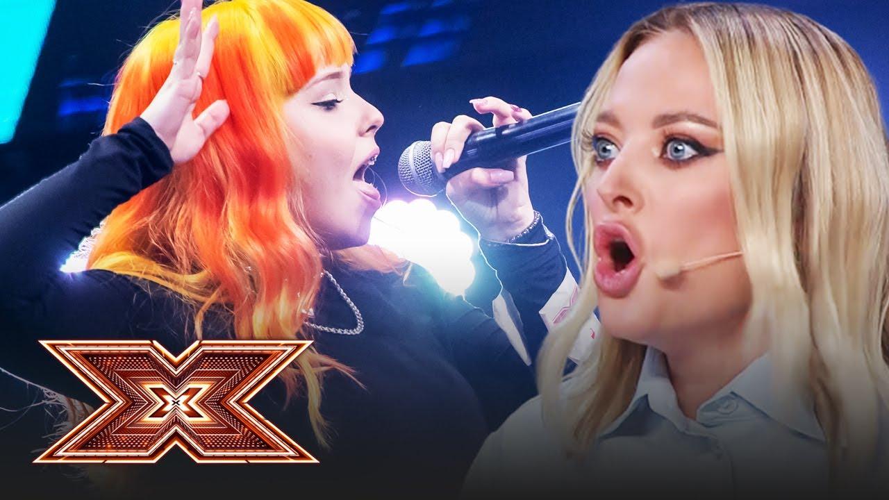 Atitudinea ei face totul! Vezi interpretarea Alexiei Andreea Lupea pe scena X Factor!