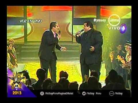 Yo Soy Gilberto Santa Rosa y Tito Nieves --