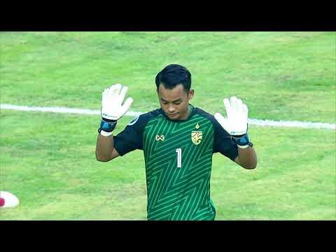 Thailand 2-1 DPR Korea (AFC U19 Indonesia 2018 : Group Stage)