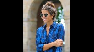 видео Модные женские рубашки