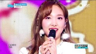 트와이스(TWICE) - Merry & Happy + Heart Shaker 교차편집(stage mix)