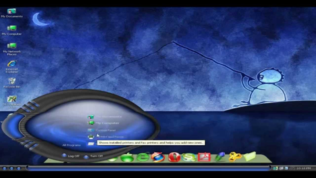 Windows xp sp3 2011 v11. 07 installation tutorial youtube.