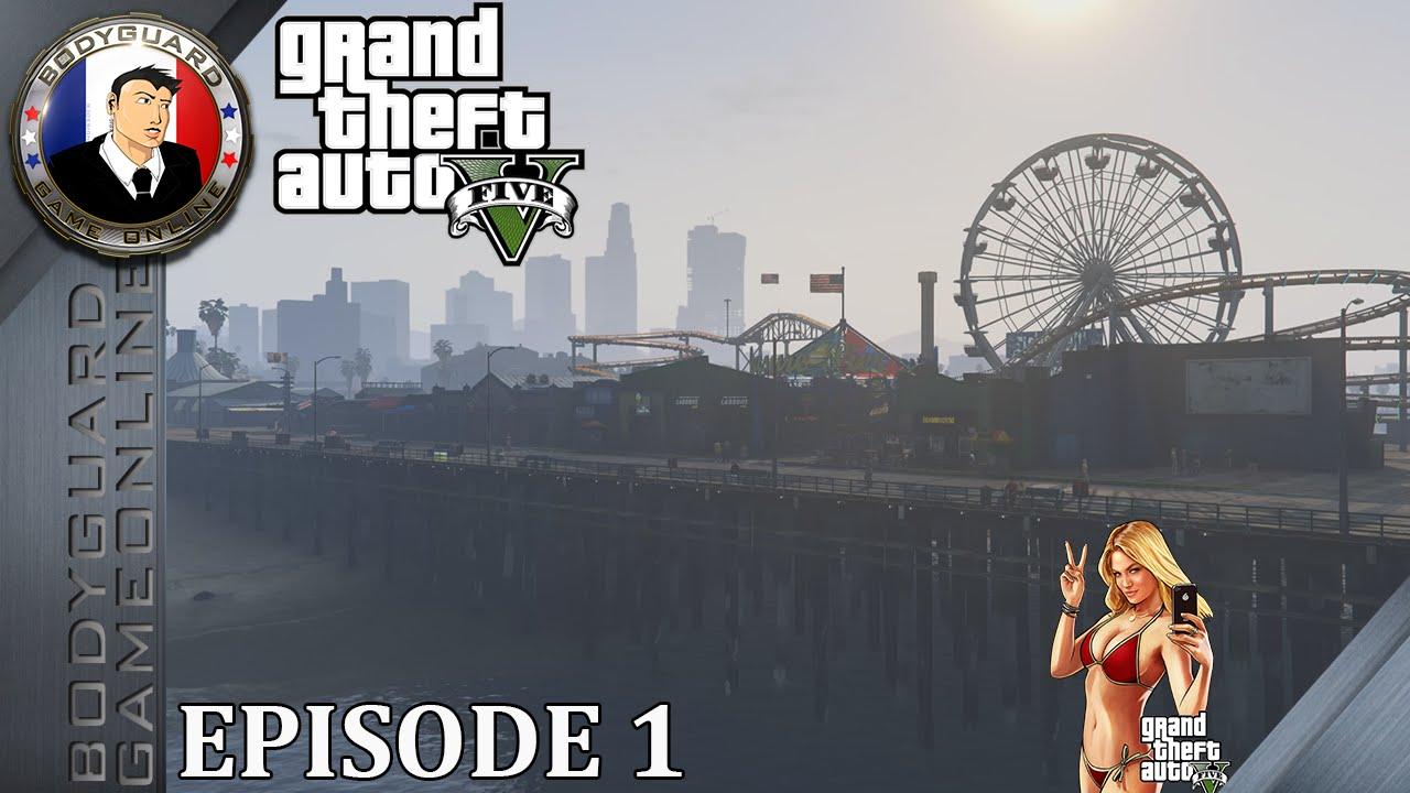 Download Grand Theft Auto 5 Pc Ultra - Mode Histoire Épisode 1 - [FR] 1080P