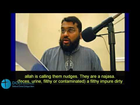 Yasir Qadhi's true feelings towards the Jews and Christians