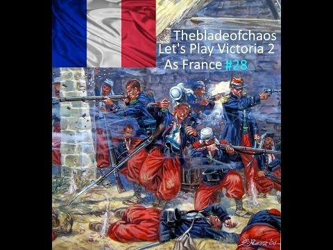 To Grow an Infrastructure - Let's Play Victoria 2 as France Part 27