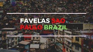 Favelas Sao Paulo Brazil