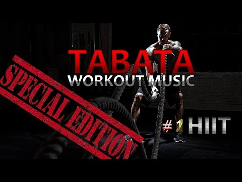 HIIT Workout Music (60/20) - Dubstep - TWM #1