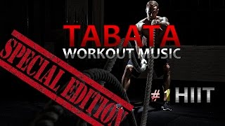 Tabata Workout Music - HIIT SPECIAL - DUBSTEP MIX #1