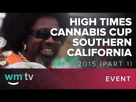 High Times Cannabis Cup Southern California 2015 (Part 1)