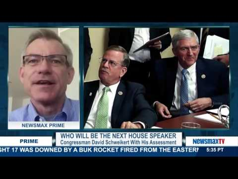 Newsmax Prime   Rep. David Schweikert - Republicans Will Fight Any Executive Order On Gun Control