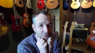 G&L Tribute Guitars Fiasco