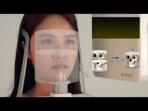 Стоматологическая цифровая рентгеновская система Papaya 3D Plus  (Genoray, Южная Корея)