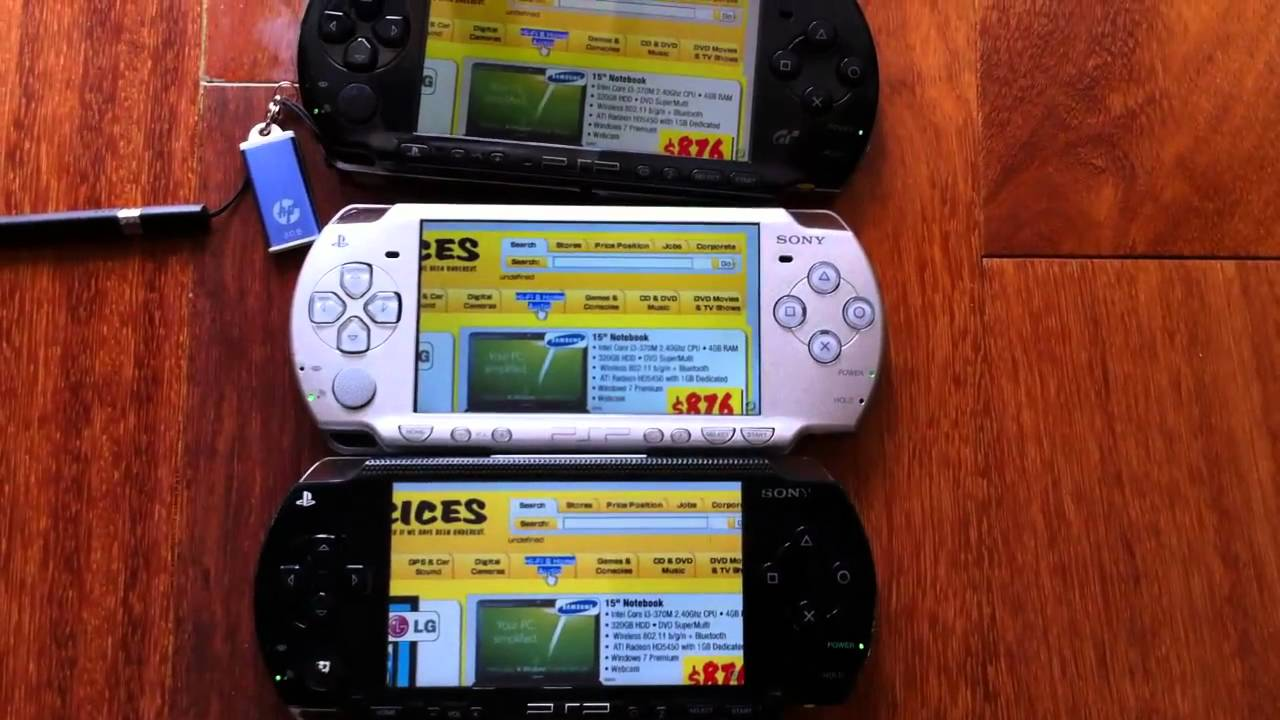 Psp 1000 Psp 2000 : Psp vs pixshark images galleries