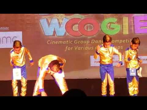 BOOGIE WOOGIE 2016 BRIAN BENOI AND FRIENDS