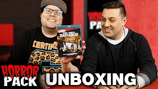 January Horror Pack 2017 Unboxing! - Horror Movie Subscription Box
