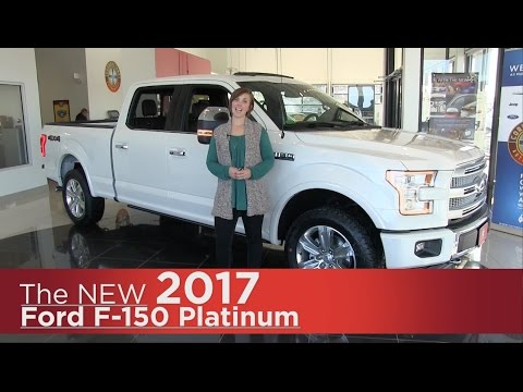 New 2017 Ford F-150 Platinum - Elk River, Coon Rapids, Minneapolis, St Paul, St Cloud, MN Review