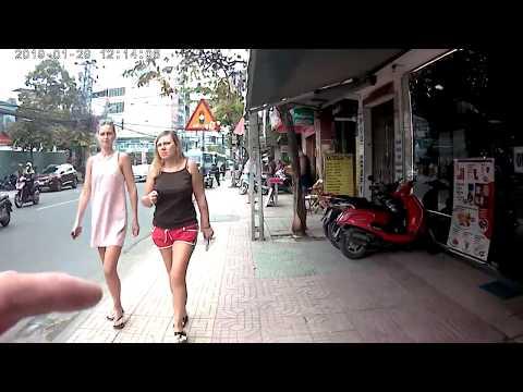 Нячанг 3 линия в сторону Лотоса от отеля Нам Хунг