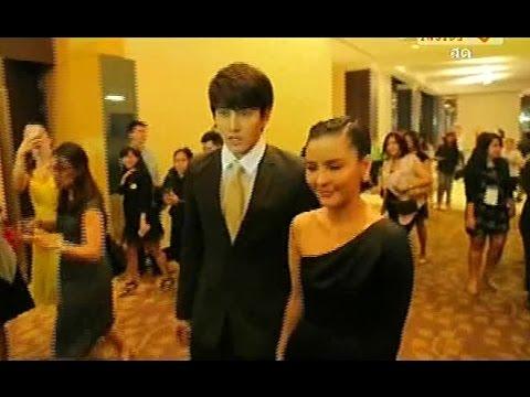 11/12/57 เวลา21.35น. ติดตามชม ตะลุยปาร์ตี้ : Thailand Headlines Person of The Year Award 2013-2014