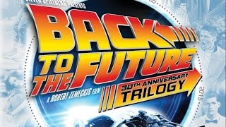 Back to the future Theme Music Soundtrack 2015 HD - BTTF Metal - Hoverboard Scene - Guitar Cover