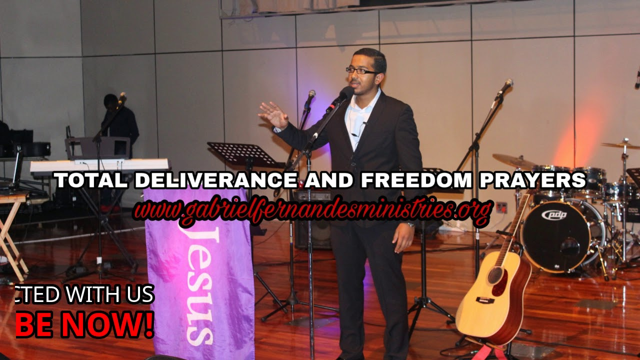 TOTAL DELIVERANCE AND FREEDOM PRAYERS, Daily Promise and Powerful Prayers
