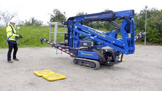 Hinowa Tracked Boom Familiarisation Video