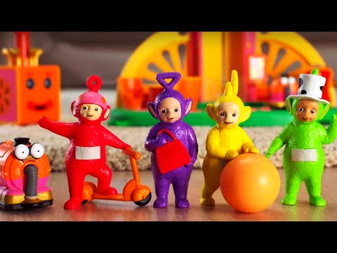 New Teletubbies Toys: Tubby Custard Ride and Superdome Playset - Available in the UK! #Sponsored