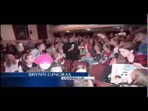 "Caroline Pennell-NBC NEWS ""The Voice 11-18-13"""