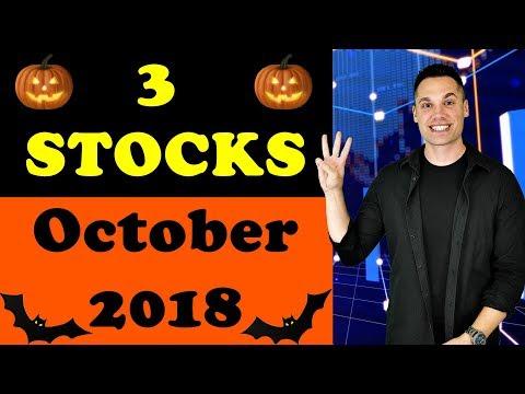 3 Stocks to Buy in October 2018? thumbnail