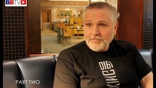 LUNCH WITH PETER FURY - PART TWO