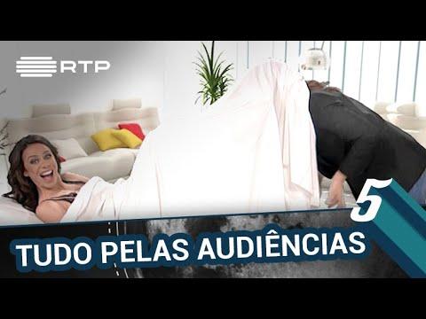 Tudo pelas audiências | 5 Para a Meia-Noite | RTP