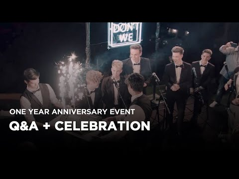 Why dont we anniversary event invitation and qa youtube why dont we anniversary event invitation and qa stopboris Gallery