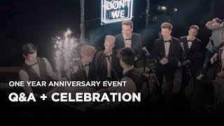 Why Don't We • Anniversary Event (Invitation and Q&A)