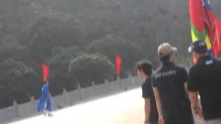 130205 [Fancam] Running Man in Vietnam - Jongkook-ssi at Hoa Lu Ancient Capital