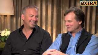 "Kevin Costner & Bill Paxton  about ""Hatfields and McCoys"" and ""Bodyguard 2"""