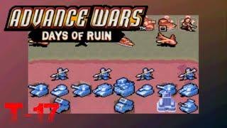 Advance Wars: Days of Ruin - T17 (Costal Assault) [S]