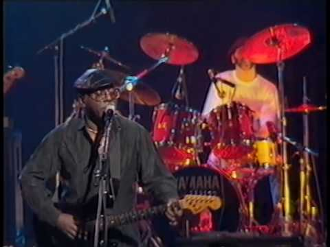 Curtis Mayfield - Gypsy Woman - Live 1990 #3