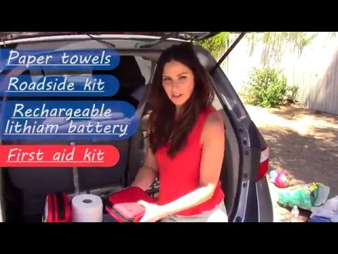 Top Things To Pack For Your Roadtrip