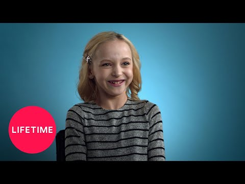 Dance Moms: Introducing Lilliana Season 8 ALDC Dancer  Lifetime