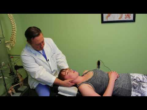 She Feels Like A Million Dollars After This VERY LOUD Chiropractic Adjustment In Raleigh NC