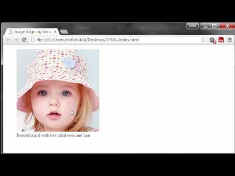 HTML Tutorials - 20 - Image captions