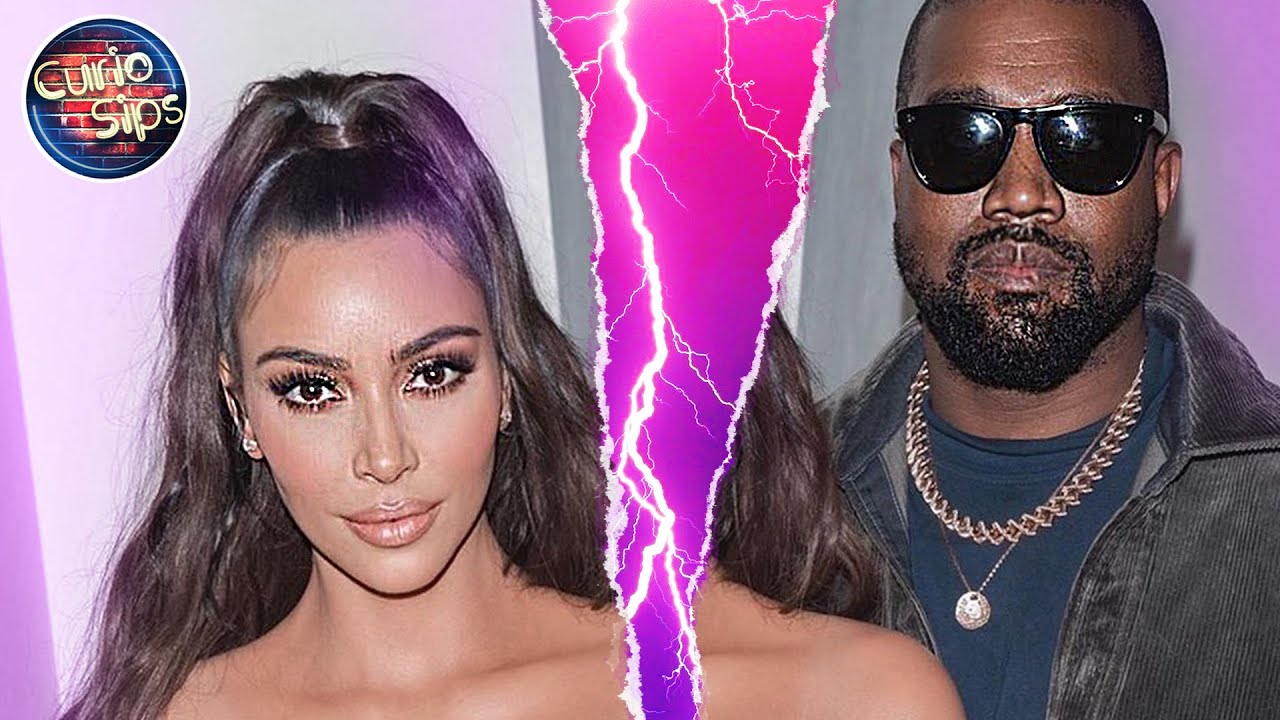 Kanye West says he's trying to divorce Kim Kardashian in latest ...