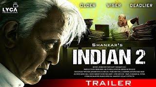 INDIAN 2 HINDI Trailer | Kamal Hassan | Shankar | Akshay Kumar | Bae Suji | Kajal Agarwal