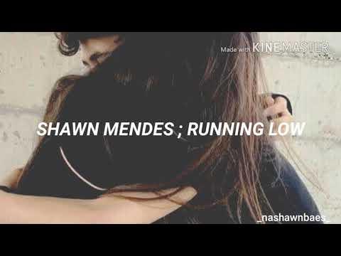 Shawn Mendes - Running Low [Traducción al español]