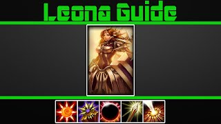 (Very Detailed) Leona Guide