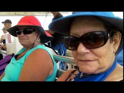 Cruising to Bora Bora French Polynesia, February 2014